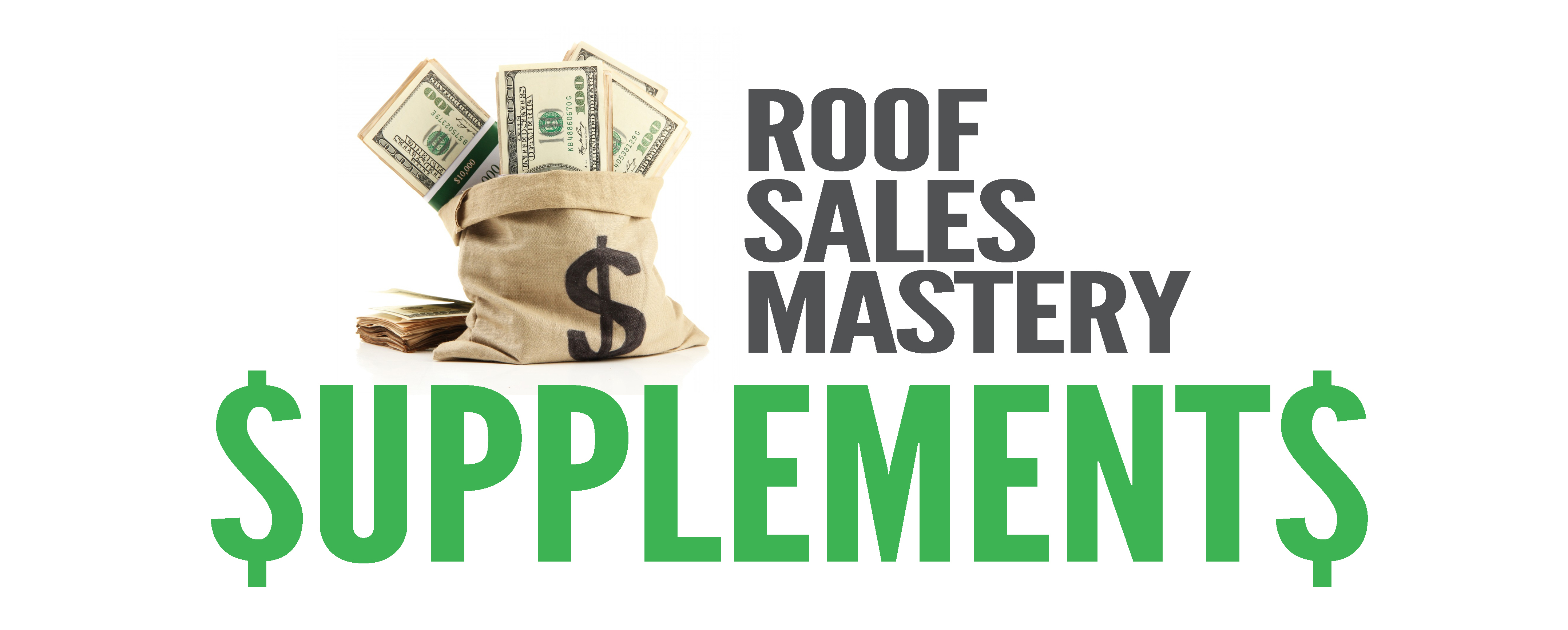 Roof Sales Mastery -